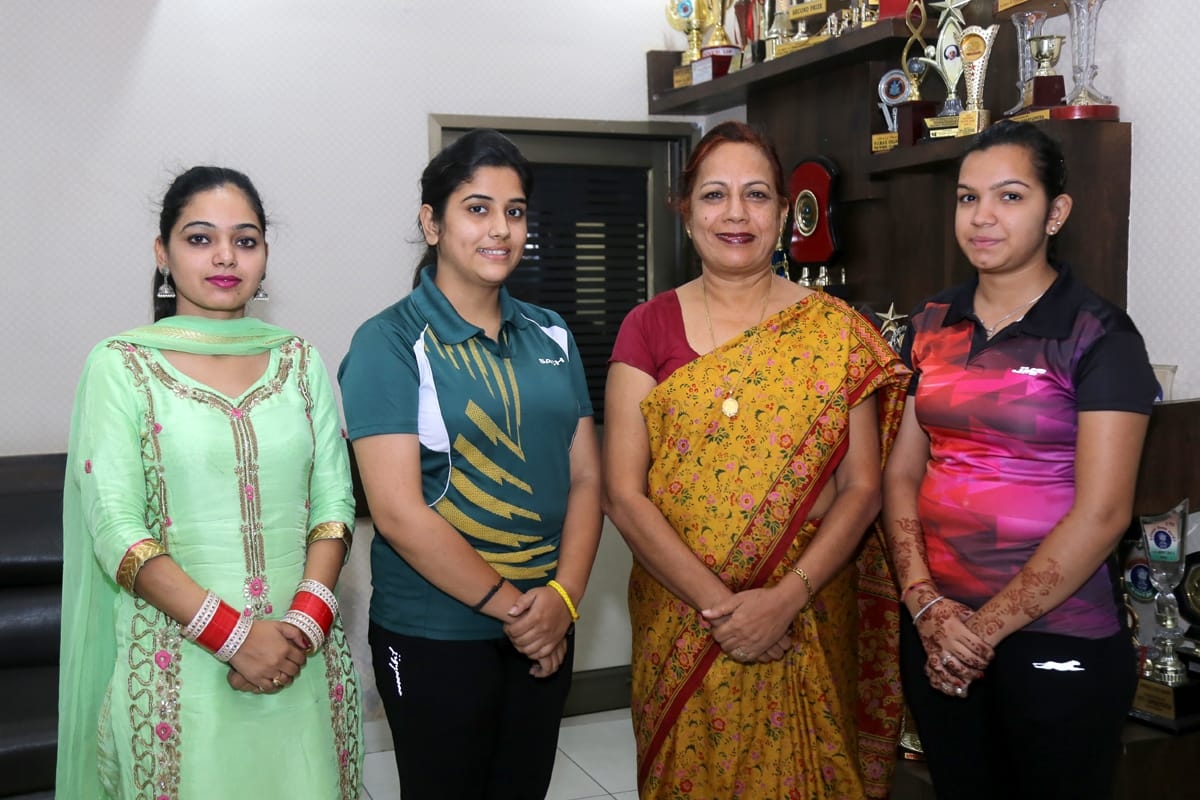 Students of PCM S.D. College for Women, Jalandhar nailed it in the 'Tandrust Punjab-' U-25 Games