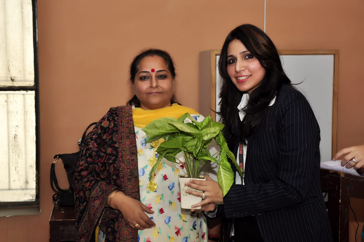 Post Graduate Department of Commerce and Management organized Faculty Development Programme