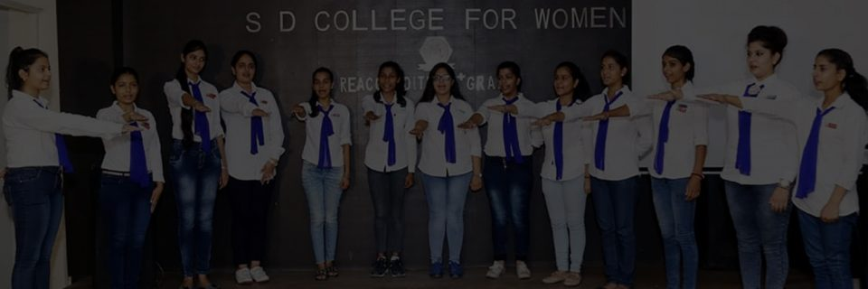 We have promoted both enrolment and quality in higher education for women for more than 40 years
