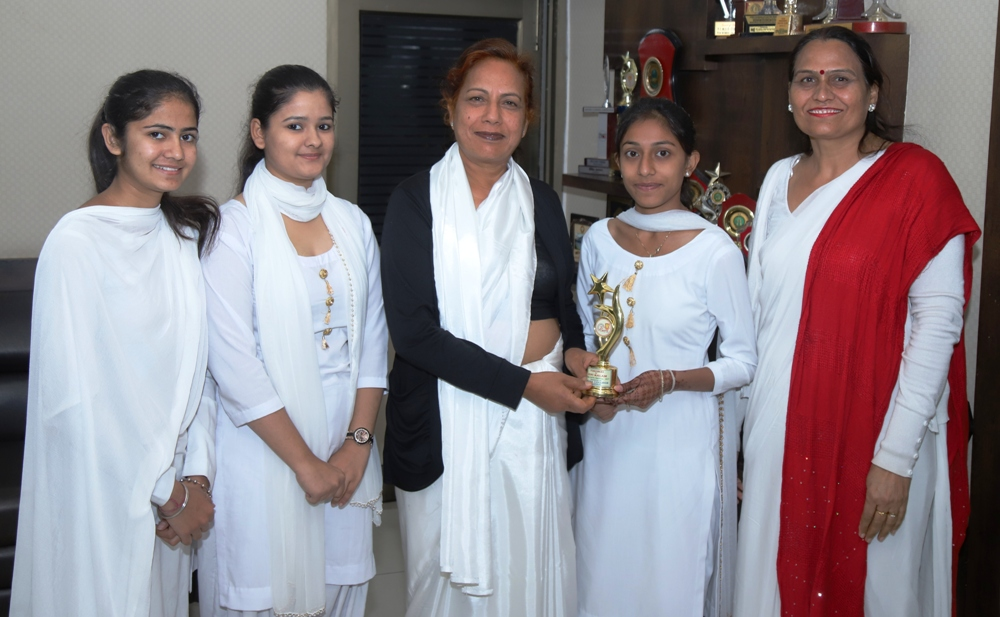 B.Sc. FD Semester I result declared; Priyanka and Jasmine first in college