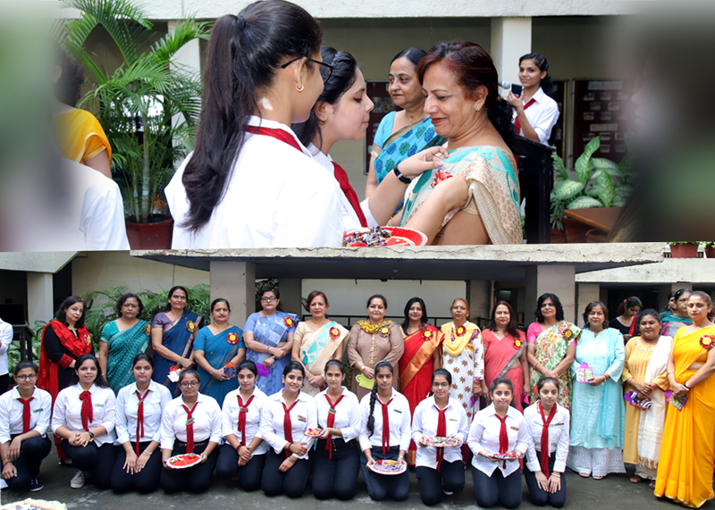 PCM S.D. College For Women Celebrated 'Teachers Day'